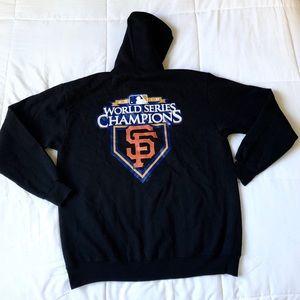 SF Giants World Series hoodie🏆⚾️
